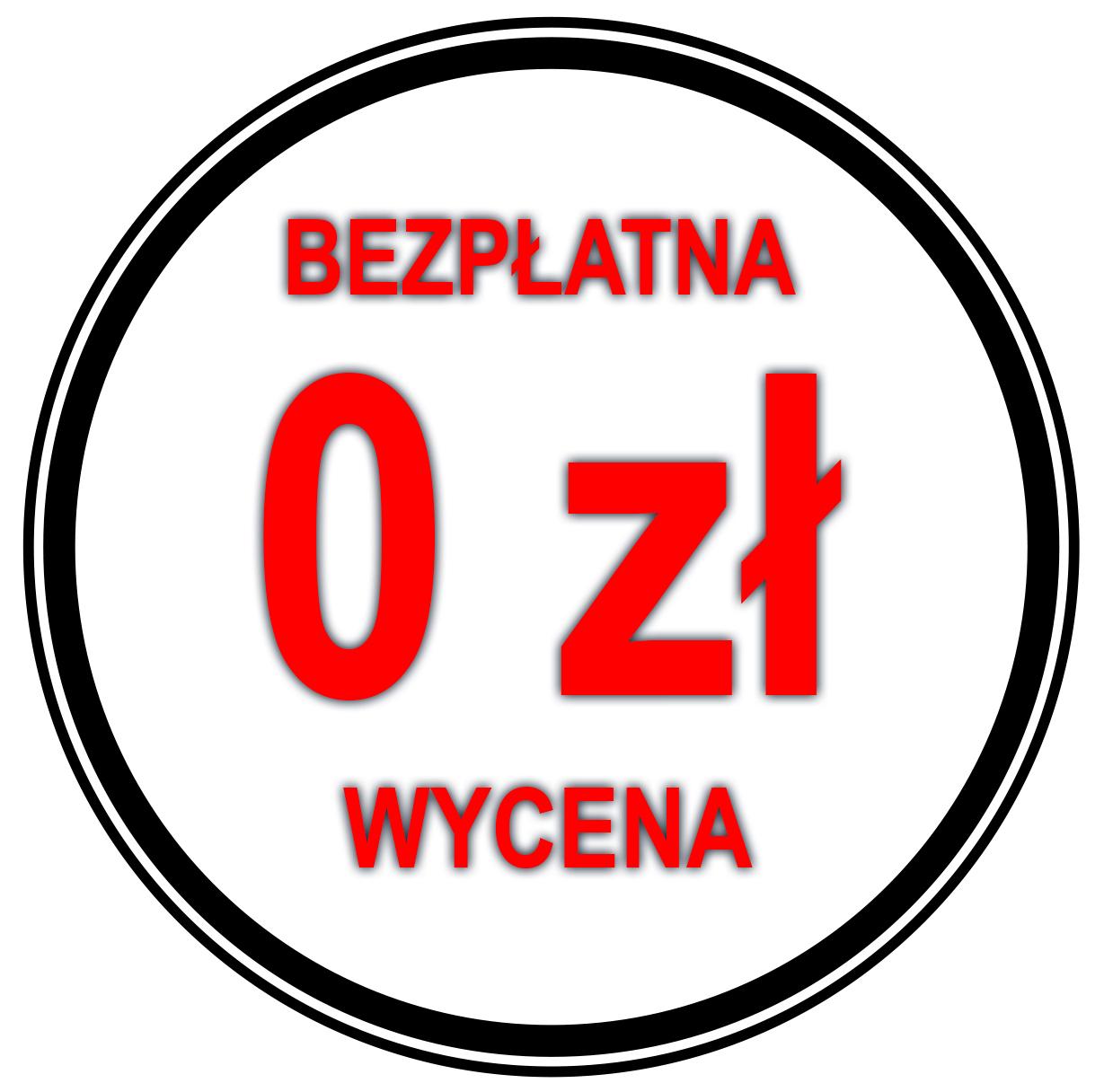 wycena 0 zł